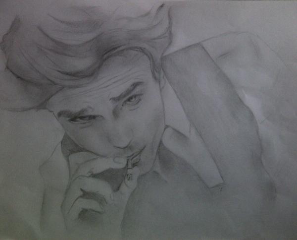 Robert Pattinson por JLM23